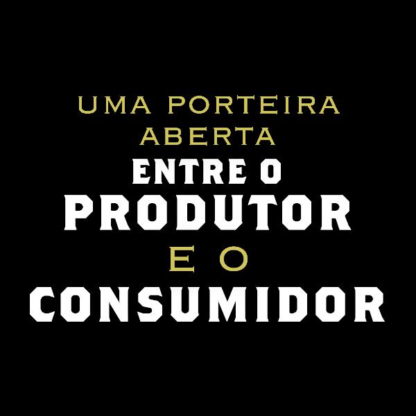 Uma porteira aberta entre o produtor e o consumidor